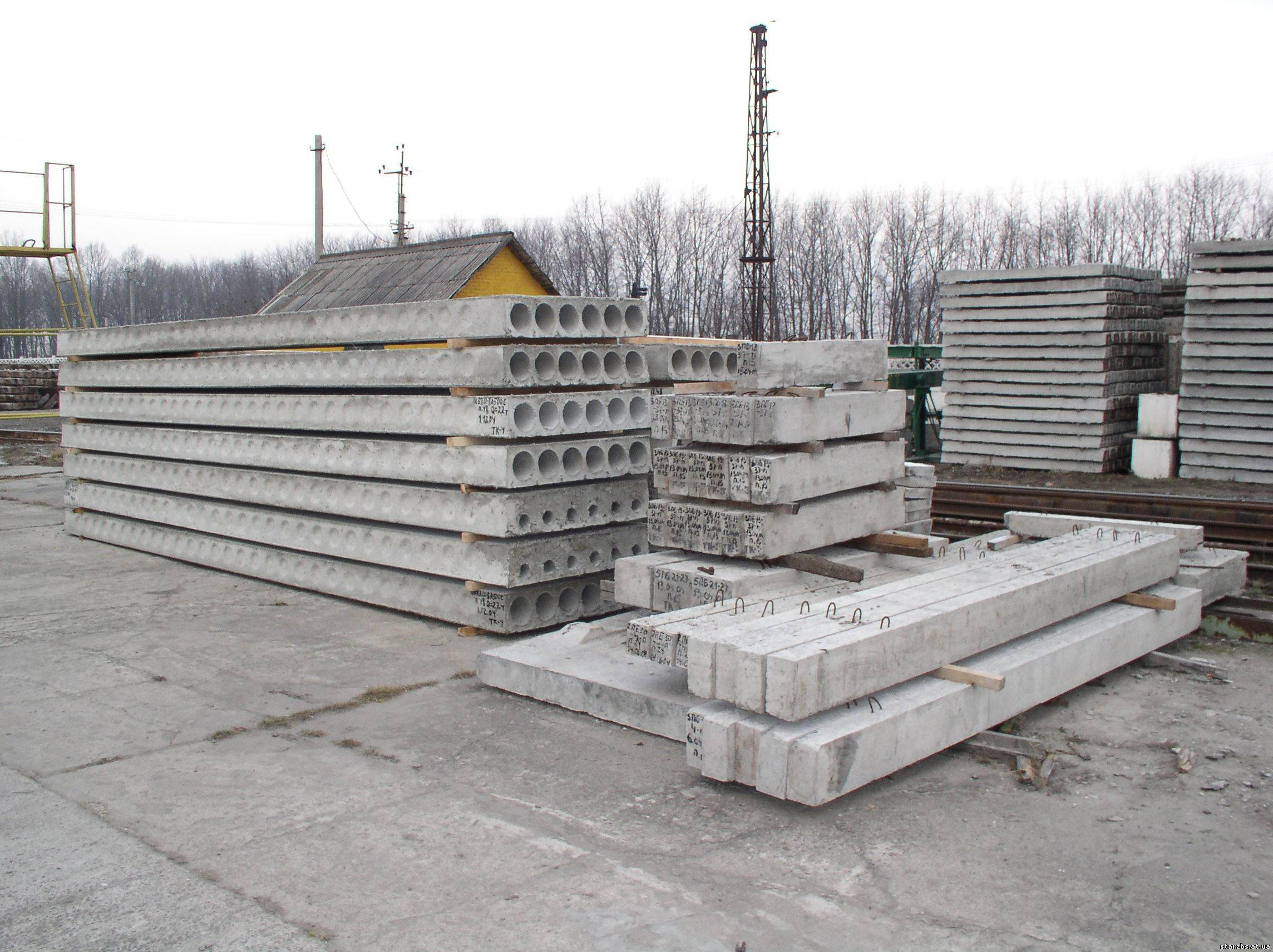 Железобетонный староконстантиновский завод прогоны железобетонные армирование